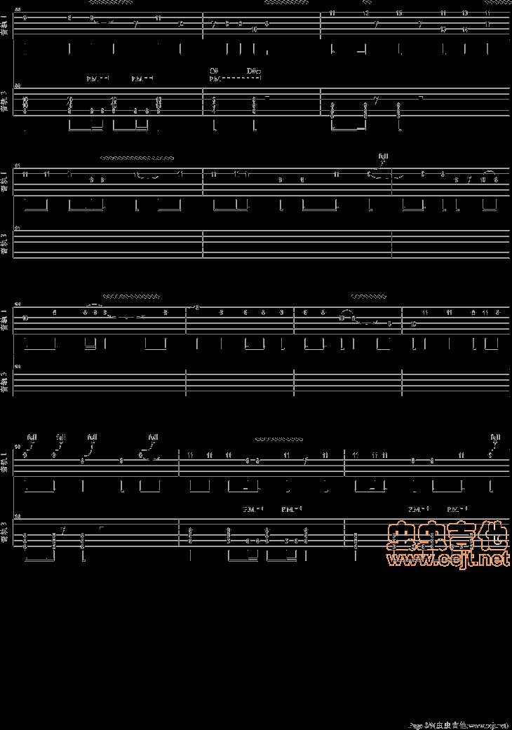枫儿乐谱 乐谱库 乐器演奏乐谱 乐队总谱 >> 正文:你的微笑